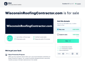wisconsinroofingcontractor.com