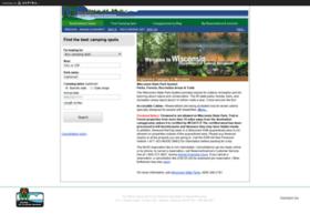 wisconsinstateparks.reserveamerica.com