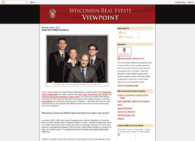 wisconsinviewpoint.blogspot.com
