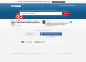 wisdio.com