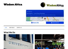 wisdomafrica.com