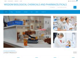 wisdombiochem-pharmacy.com