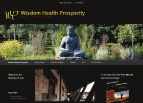 wisdomhealthprosperity.com