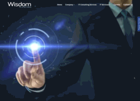 wisdominfotech.com