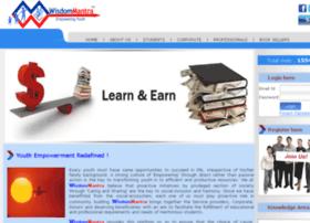 wisdommantra.com