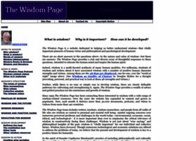 wisdompage.com