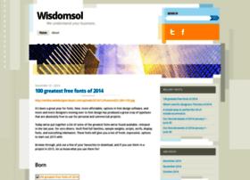 wisdomsolblog.wordpress.com