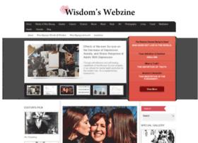wisdomswebzine.com