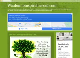 wisdomtoinspirethesoul.com