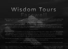 wisdomtours.com