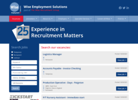 wiseemployment.co.uk