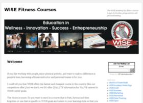 wisefitnesscourse.com