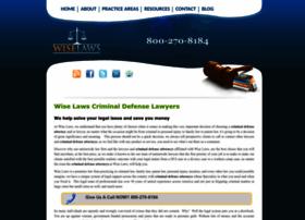 wiselaws.com