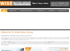 wisemotorgroup.com.au