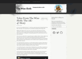 wisesloth.wordpress.com