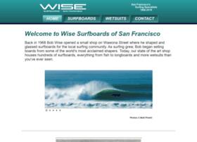wisesurfboards.com