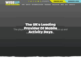wiseup-teambuilding.co.uk