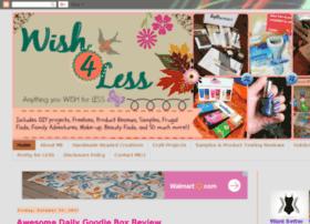 wish4less.blogspot.com