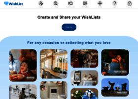 wishlist.com