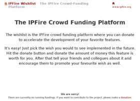 wishlist.ipfire.org