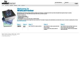 wishlisttracker.com