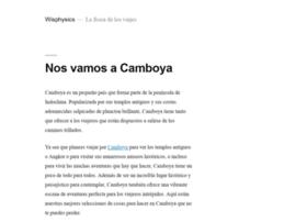 wisphysics.es
