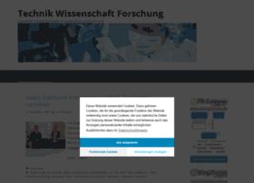 wissenschaft.pr-gateway.de