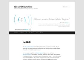 wissensraumnord.org