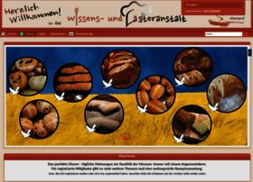 wissensundlaesteranstalt.de