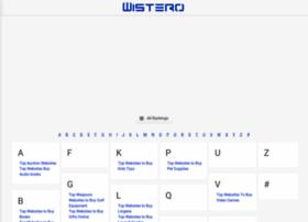 wistero.com