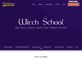 witchschool.com