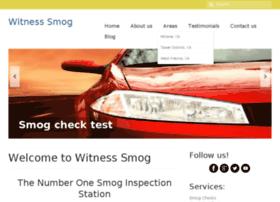 witnesssmog.com