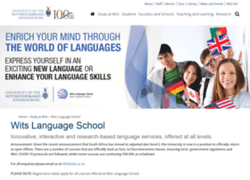 witslanguageschool.com