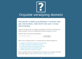 wittebrug-autolease.nl