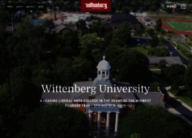 wittenberg.edu
