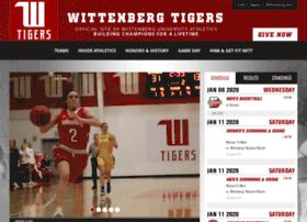 wittenbergtigers.com