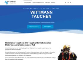 wittmann-tauchen.de