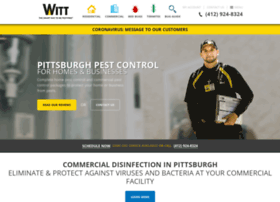 wittpestmanagement.com
