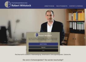 wittstock-thormeyer.de