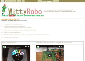 wittyrobo.com