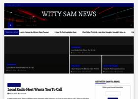 wittysam.com
