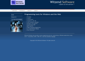 witzendsoft.com
