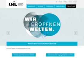 wiwi.uni-augsburg.de