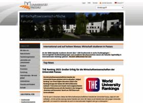 wiwi.uni-passau.de