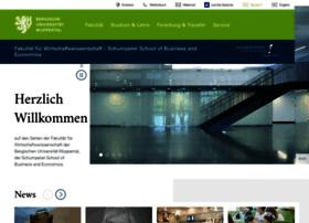 wiwi.uni-wuppertal.de