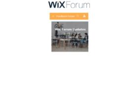 wix-forum-feedback.com