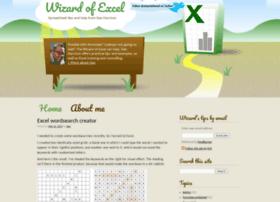 wizardofexcel.com