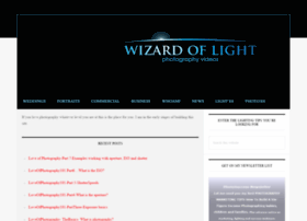 wizardoflight.com