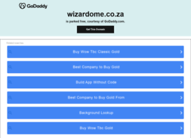 wizardome.co.za