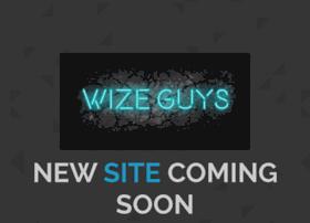 wizeguyscomedy.com